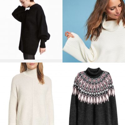 Four Sweaters You Need to Own